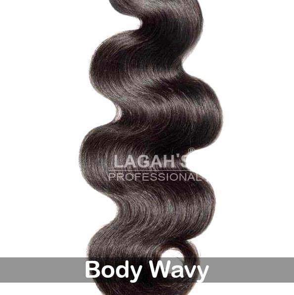 Body Wavy Human Hair Texture