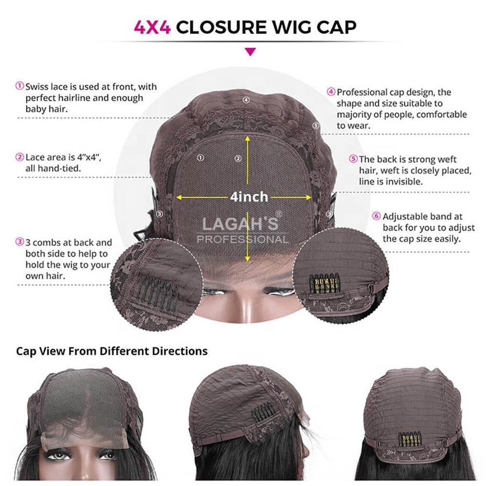 Closure Lace Wigs