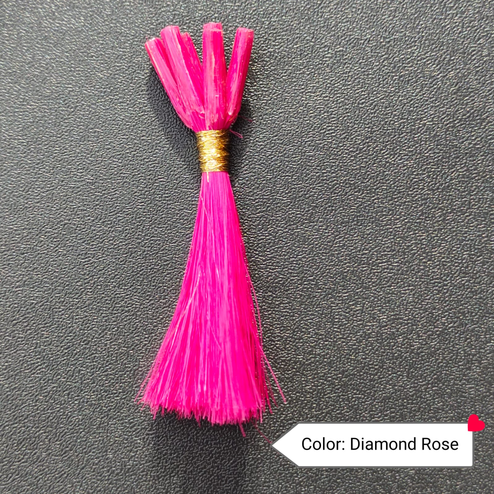 Color Diamond Rose Human Hair Extensions