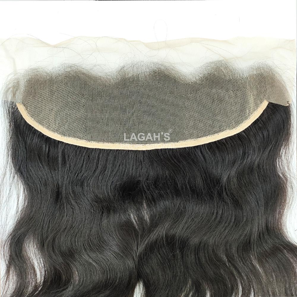 Lace Frontals made from 100% human Hair