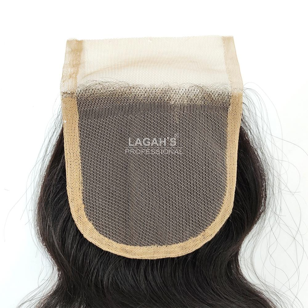 Lace closures made from Human Hair
