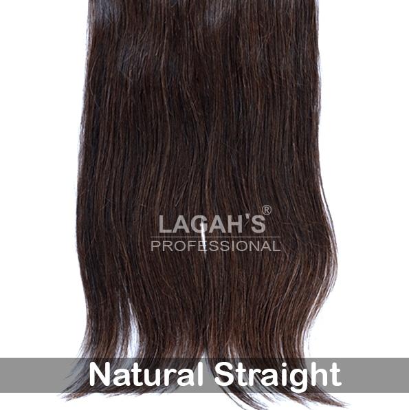 Natural Straight Human Hair Texture