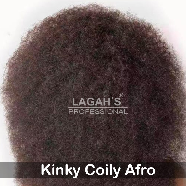 Kinky Coily Afro Curly human Hair Extensions