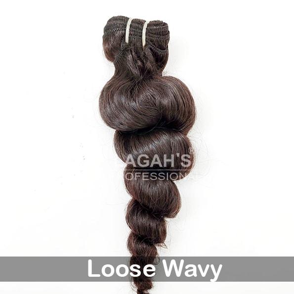 Loose Wavy Human Hair Texture